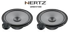 """HERTZ uno K165 - 6.5"""" 16.5 cm 2-Way altoparlanti auto componente audio 300 W"""