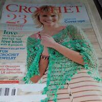 OCT014 INTERWEAVE CROCHET MAGAZINE, SUMMER 2013