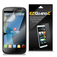 3X EZguardz LCD Screen Protector Skin Cover HD 3X For Cherry Mobile Omega HD 2X