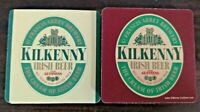 Beer Pub Bar Coaster - Kilkenny Irish Beer - St Francis Abbey Brewery - 19 Total