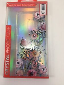 Crystal Phone Case Galaxy Note 9 Crystals From Swarovski Brand New