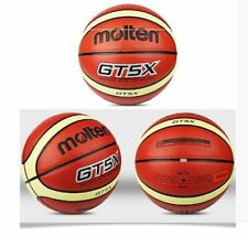 YOUTH Molten Official Size 5 Durable Indoor 27.5'' GT5X PU Leather Basketball