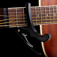 Quick Trigger Release Capo Clamp for Acoustic & Electric Guitar Ukelele Banjo