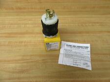 Hubbell HBL3521C Twist-Lock Plug