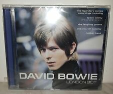 CD DAVID BOWIE - LONDON BOY - NUOVO - NEW