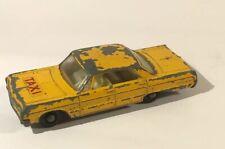 Vintage Matchbox Lesney - Chevrolet Impala Taxi  No 20 Collectable