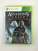 Assassin's Creed: Revelations - Xbox 360 Game - Complete & Tested