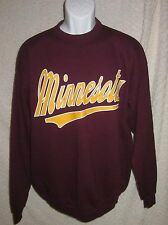 Vintage Minnesota Gophers sweatshirt size adult Xl by Gs Sport