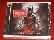 Bleeding Gods: Dodekathlon CD 2017 Nuclear Blast Records USA NB 4268-2 NEW