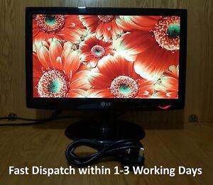 """LG 19"""" inch Full HD VGA Widescreen Monitor. LG W1943SS-PF"""