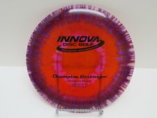 New Innova Champion I-Dye Destroyer Distance Driver 171g