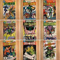 Green Lantern Comic Lot (DC Comics) 9 Issues Total