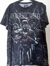Primark Men's Star Wars Rouge One T shirt Size Large