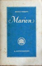 MARION  Vivanti  MONDADORI