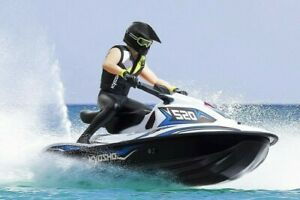 Kyosho RC WAVE CHOPPER  2.4ghz Water Proof Ready To Run -RTR- BLUE