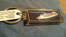Freedom of the Seas Solar Powered Name Key chain Kaitlyn
