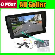 "Wireless Car Rear View Kit 4.3"" TFT LCD Monitor + 7 IR LED Reversing Camera"