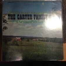 The Carter Family - Mid The Green Fields Of Virginia LP Vinyl LPM-2772 Folk