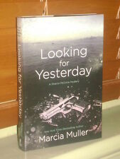 LOOKING FOR YESTERDAY - Marcia Muller (Hardcover, 2012, Free Postage)