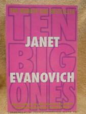 TEN BIG ONES JANET EVANOVICH P/B LGE