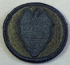 US Army 24th Infantry Division Subdued Merrowed Edge Patch