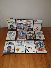 Lot 12 Jeux Sega Master System