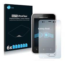 6x Film Protection écran pour Sony Ericsson Xperia active ST17i Protecteur