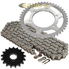 Drive Chain & Sprocket Kit Fits YAMAHA R1 YZF-R1 2004-2008
