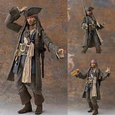 Jack Sparrow Fluch der Karibik Action Figur Johnny Depp Sammler Film Figuren OVP