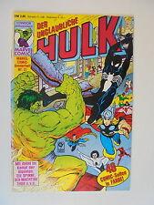 Der Unglaubliche Hulk Nr.21 Condor Marvel Comic Zustand 1/1-