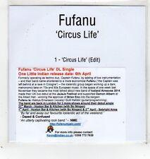 (GD199) Fufanu, Circus Life - DJ CD