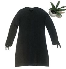 banana republic Gray Sweater Dress Sz Xs