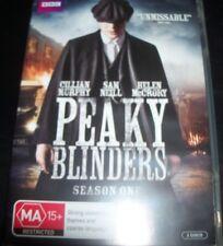 Peaky Blinders Season One 1 (Australia Region 4) DVD – Like New