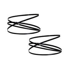 80 Pulgadas x 1/2 Pulgadas x 0.02 pulgadas hojas de sierra de cinta, Acero Al Carbono 2PCS