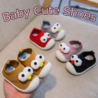 Toddler Infant Kids Baby Cute Cartoon Girls Boys Mesh Sport Shoes Sneakers AU