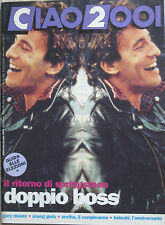 CIAO2001 14 1992 Bruce Springsteen Gary Moore Young Gods Aretha Franklin Belushi