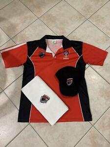 SACA SA Spiders Indoor Cricket Player Issue Bundle Kit
