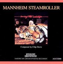 MANNHEIM STEAMROLLER - Saving The Wildlife (CD 1986) USA First Edition EXC-NM