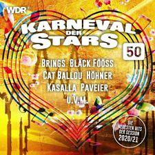 KARNEVAL DER STARS 50 (Session 2020/2021) CD NEU & OVP