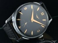 Longines cal.12.68z  Men's watch from 1950's