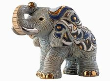 De Rosa African Elephant Figurine  NEW in Gift box - 26847