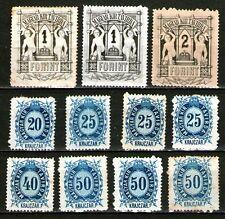 1874. aus-T9 - 16. Pf* . Ungarn.Hungary.Hongrie.Hongarije.Hungria. 92€