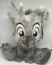 "Disney Parks Frozen Sven Big Feet Plush 10"" New with Tags"