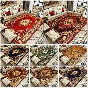Luxury Traditional Rug Imperial Elegant Hallway Cheap Rug Living Room Carpet Mat