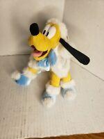 Walt Disney World Dreaming of a Holiday 2007 Pluto Plush Doll