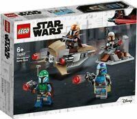 Lego Disney Star Wars Mandalorian Battle Pack Set 75267 Brand New Sealed