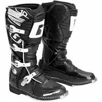 Gaerne SG-10 MX Racing Boot ATV Offroad Black Size 6