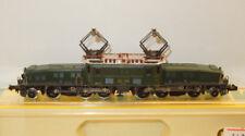 Minitrix Spur N 12926 Krokodil grün SBB