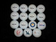 15 Bridgestone Treosoft Golf Balls