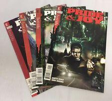 Pride & Joy # 1 2 3 4 (Vertigo/DC) Mini Series- Ennis/Higgins CR425